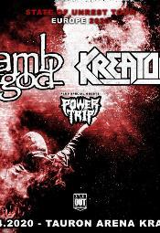 Lamb Of God, Kreator