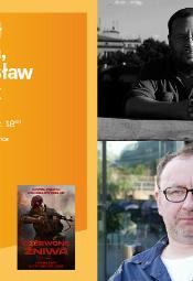Paweł Majka i Radosław Rusak - spotkanie autorskie