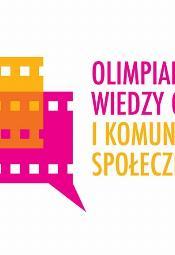 IV edycja Olimpiady Wiedzy o Filmie i Komunikacji Społecznej - zapisy