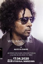 William DuVall - Warszawa