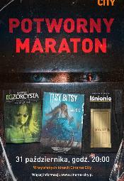 Potworny maraton horrorów w Cinema City