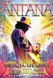 Carlos Santana - koncert odwołany