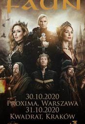 Faun - Warszawa
