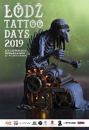 Łódź Tattoo Days 2019 - dzieńpierwszy