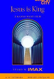 """""""Jesus Is King"""" Kanyego Westa w Cinema City"""
