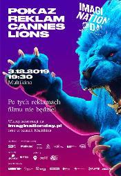 Pokaz Cannes Lions 2019 - maraton reklam