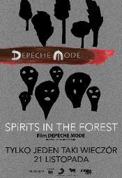Depeche Mode oczami fanów - Spirits in the Forest w Cinema City