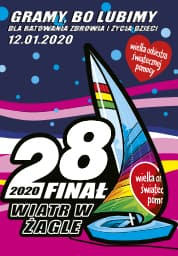 28. Finał WOŚP 2020 w Bydgoszczy - program