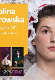 Karolina Żebrowska - spotkanie autorskie