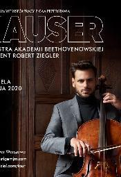 Hauser z 2Cellos zagra w Warszawie