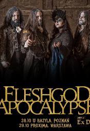 Fleshgod Apocalypse  - Warszawa