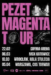 Magenta Tour: Pezet - Koncert dowołany!