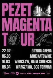 Magenta Tour: Pezet