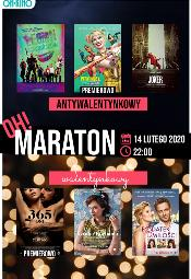 Maraton walentynkowy w Oh Kino