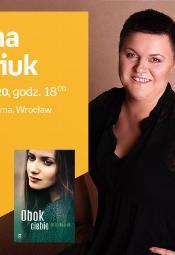 Anna Kasiuk - spotkanie autorskie