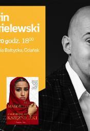 Marcin Margielewski - spotkanie autorskie