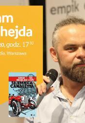Adam Michejda - spotkanie autorskie