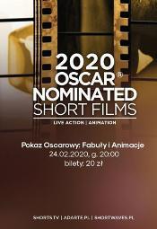 Oscary 2020 - Krótkie metraże w BODO
