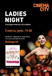 Ladies Night w Cinema City: Swingersi