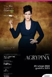 Agrypina - opera w Multikinie