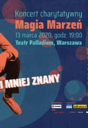 Magia Marzeń: Młynarski mniej znany - koncert charytatywny