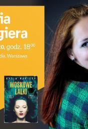 Kasia Magiera - spotkanie autorskie