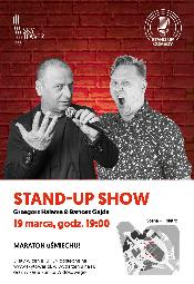 Stand-up Show Halamy i Gajdy w Sky Tower