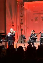 Jean-Luc Ponty & Clara Ponty Quartet