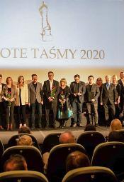 """""""Złote Taśmy"""" - uroczysta gala Stowarzyszenia Filmowców Polskich"""