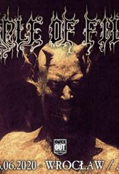Cradle Of Filth - Odwołany!