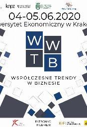 """IX edycja """"Współczesne Trendy w Biznesie"""""""
