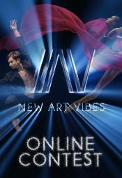 1. Turniej Tańca NEW ART VIBES Online Contest