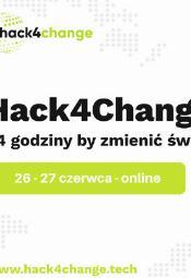 Hack4Change: 24 godziny by zmienić świat