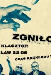 Marcin Świetlicki i Zgniłość zagrają w Starym Klasztorze