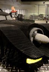 Największa w Europie Wystawa Budowli z Klocków Lego