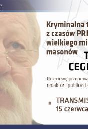 e-Spotkania z książką: prof. Tadeusz Cegielski