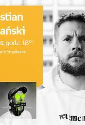 Sebastian Fabijański - spotkanie z aktorem
