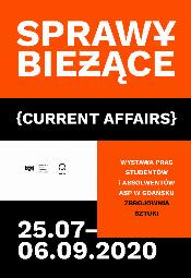 Sprawy Bieżące / Current Affairs
