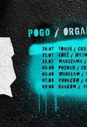 Organek - Pogo mini tour 2020