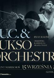 L.U.C. & AUKSO ORCHESTRA / feat. RAH!M - koncert on-line