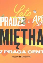 Lato na Pradze - Miętha