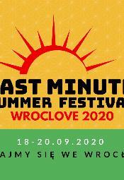 Last Minute Summer Festival