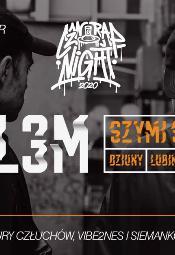 CZW Rap Night 2020 * XIII edycja