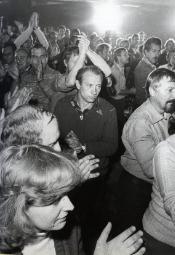 """Wystawa plenerowa """"1980. Jedno plemię"""""""