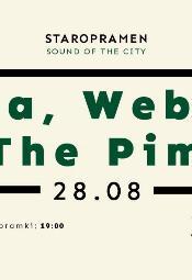 Staropramen Sound of the City: Łona, Webber & The Pimps