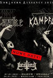 Taake+ Kampfar, Necrowretch
