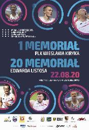 1. Memoriał Wiesława Kiryka