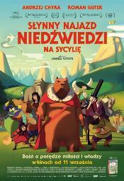 Słynny najazd niedźwiedzi na Sycylię - spotkanie z Andrzejem Chyrą