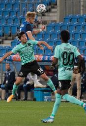 Lech Poznań - FK Valmiera 3:0