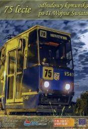 """Nocny przejazd tramwajami - """"NOCKA 12 - 75 lecie"""""""